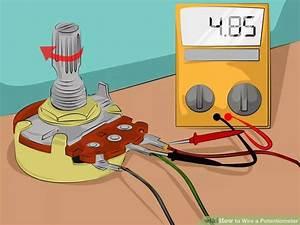 Wire A Potentiometer