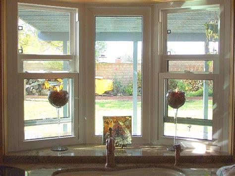 large kitchen bay window  sink schmidt gallery design