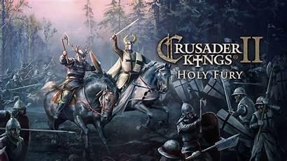 Crusader Kings Holy Ii Fury Wallpapers Gry