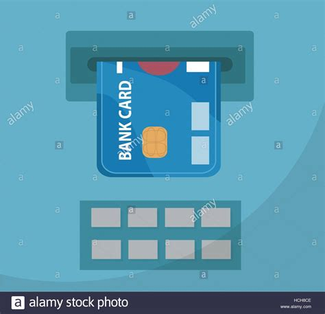 atm   bank card icon flat design isolated  white