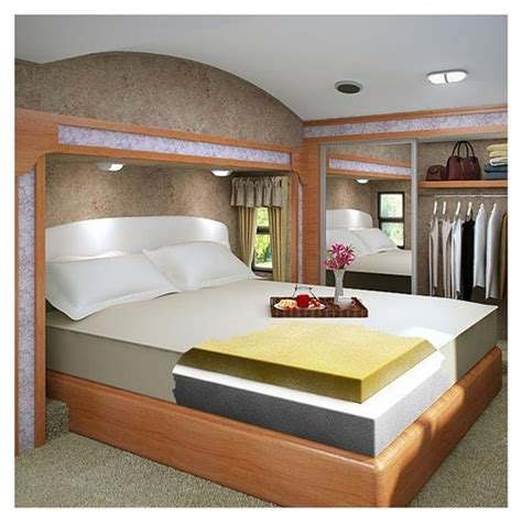recessed bed home pinterest