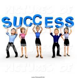 Business Success Clip Art