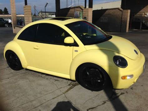 find used 2000 volkswagen beetle glx hatchback 2 door 1 8l in california united