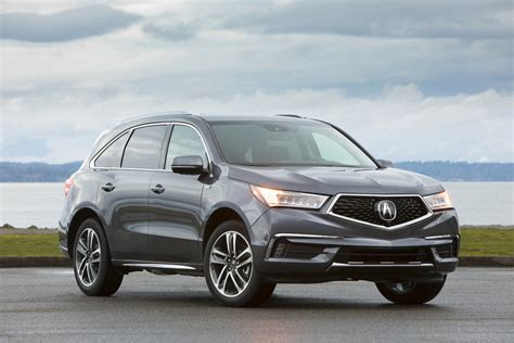 2019 Acura Mdx Sport Hybrid Arrives In Dealerships This Week