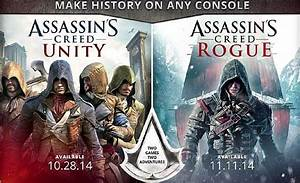 Assassin's Creed: Rogue Unveiled for November 11 Release ...