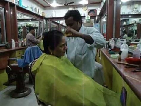 aruna sharma  hair salon lanka varanasi india