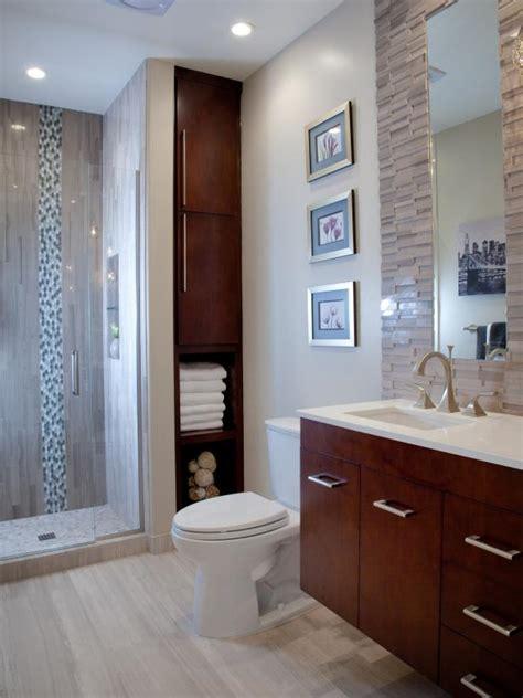 bathroom design trend floating vanities  open storage