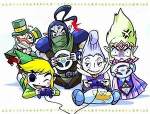 The Legend Of Zelda Spirit Tracks By Linkilin