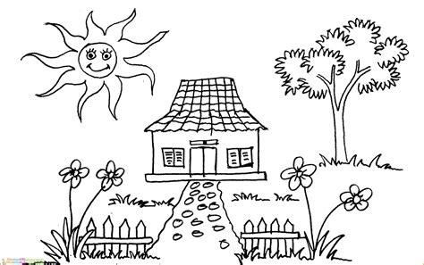 rumah adat bali kartun jasa renovasi kontraktor rumah