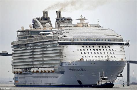 World's Largest Cruise Ship Is So Vast That Guests Will