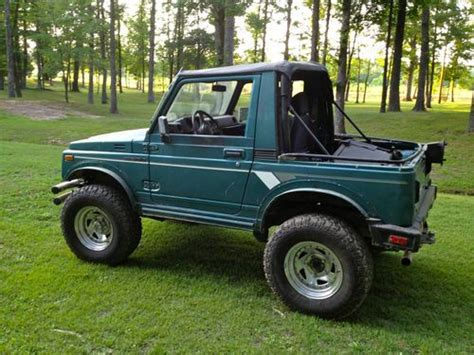 suzuki samurai 4x4 tuning buscar con cars and