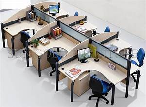 Office Workstation Layout Staff Office Work Desk Computer Desk For Office  Sz-ws353