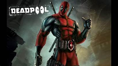 Deadpool Super Background Comics Marvel Heroes Wallpapers
