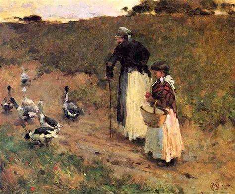 Willard Leroy Metcalf The Ten American Painters Group