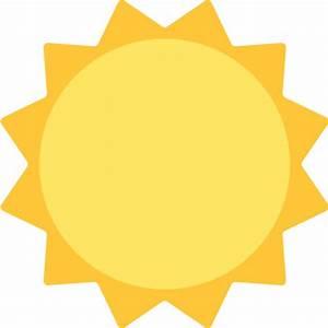 Sun Emoji Transparent   www.pixshark.com - Images ...
