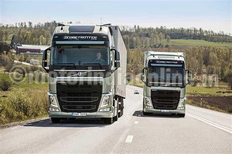 volvo group trucks technology volvo trucks displays world leading innovations