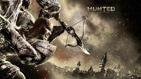 hunted  demons forge ps games torrents