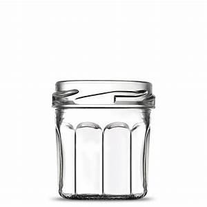 Petit Pot De Confiture : mini pot en verre vide portion confiture 4 cl ~ Farleysfitness.com Idées de Décoration