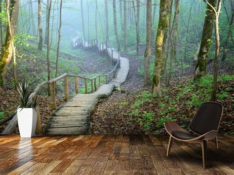 17 Best Ideas About Forest Mural On Pinterest Forest