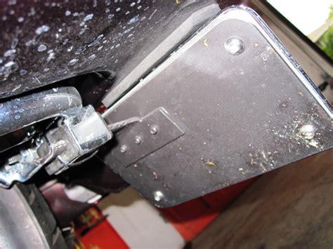 saddlebag license plate mount harley davidson forums