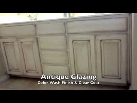 what finish paint to use on kitchen cabinets christian painters faux finish antique glaze arlington 9921