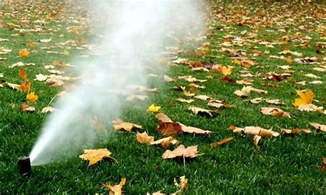 Sprinkler Blowout Service  The Grass Patch Llc