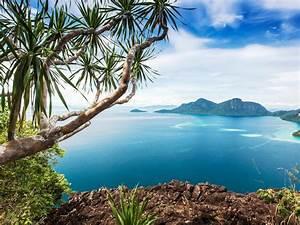 Malaysia, Bohey, Dulang, Island, Sea, Hd, Pictures, 3840x2400