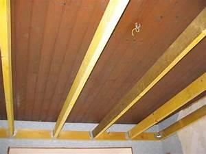 Faux Plafond Bois Suspendu Accueil Design Et Mobilier