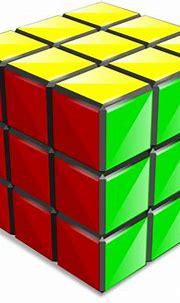 Rubik's Cube Clipart - Clipart Suggest