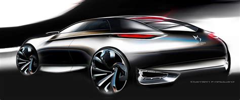 2014 Citroen Divine DS - Concepts