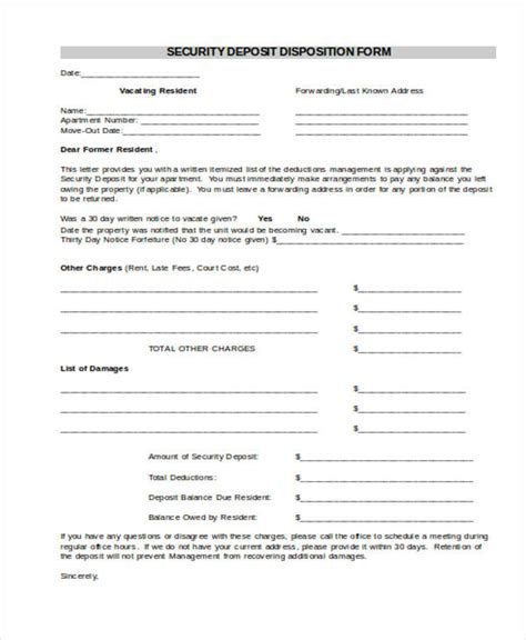 receipt forms  ms word
