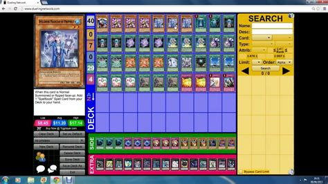 deck profile andrea zenari 2nd place italian yu gi oh national spellbook