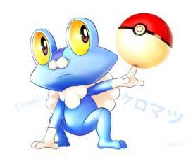 Cute Froakie Pokemon