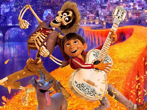 Disney Coco the Movie Images