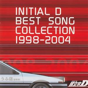 Initial D Best Song Collection 1998 2004 Cd Compilation