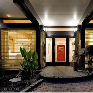 Außenbeleuchtung Haus Led : finden sie die optimale led au enbeleuchtung f r haus und ~ Lizthompson.info Haus und Dekorationen