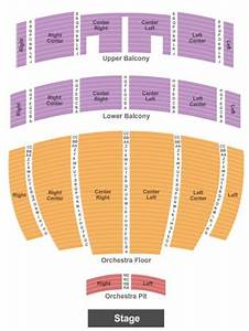 Tennessee Theater Knoxville Seating Chart Knoxville Civic Auditorium Tickets In Knoxville Tennessee