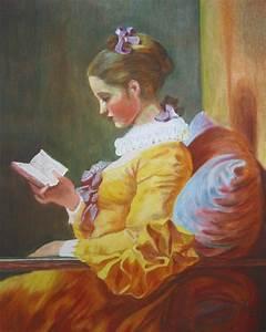 Frau Im Bild : die lesende frau nach jean honor fragonard pastellmalerei fragonard lesende frau von lidi ~ Eleganceandgraceweddings.com Haus und Dekorationen