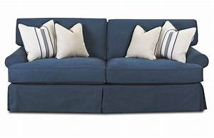 sofa with blend down cushions by klaussner wolf and With sectional sofa down cushions