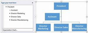 How To Create An Organizational Chart In Word Edraw Max