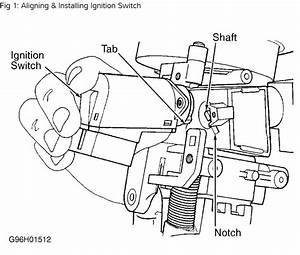 How To Remove Ignition Switch From A 1989 Dodge Colt