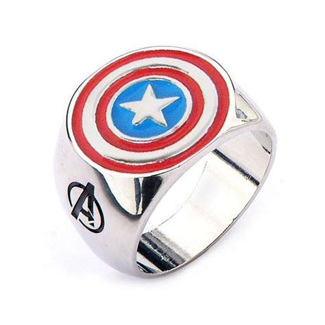 Avengers Captain America Shield Steel Ring  Body Vibe. Groove Rings. History Engagement Rings. Round Cut Engagement Rings. Palestinian Wedding Rings. Fancy Wedding Rings. Cognac Engagement Rings. Old Style Engagement Rings. Pale Pink Engagement Rings