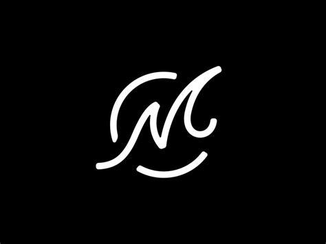 mc monogram  mark van leeuwen  dribbble