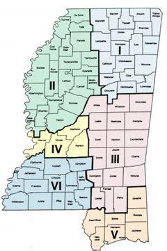 mda districts