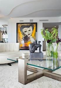 Deco Sejour Moderne : 1001 id es pour un salon moderne de luxe comment rendre ~ Teatrodelosmanantiales.com Idées de Décoration