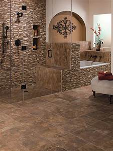 Ceramic Tile Bathroom Floors | Bathroom Design - Choose ...