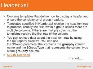content query web part get it all in one place and style it With xsl multiple templates