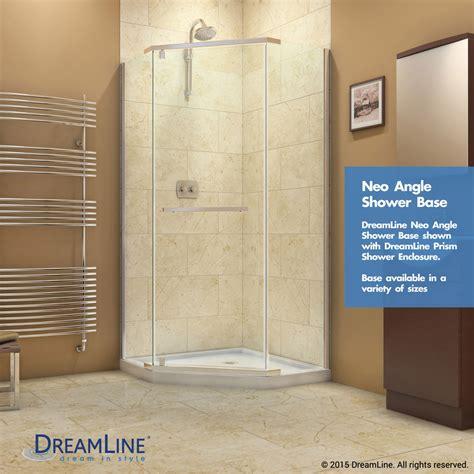 dreamline shower base dreamline dlt 2036360 slimline 36 x 36 quot neo angle shower