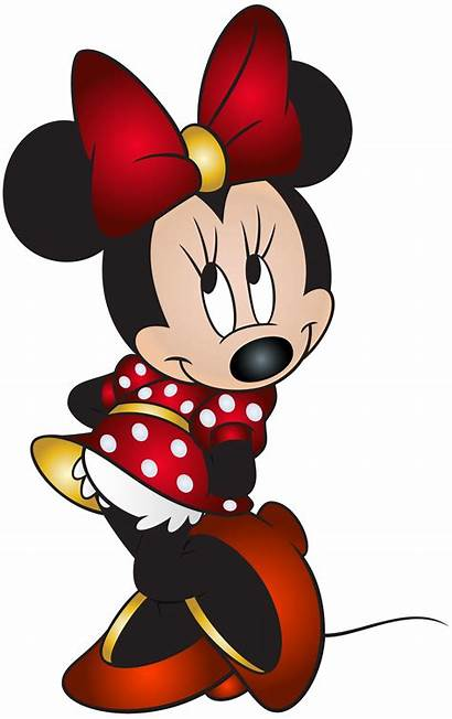 Minnie Mouse Mickey Clipart Disney Yopriceville Clip