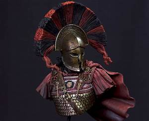 Spartan Warrior by Roman Lappat · Putty&Paint